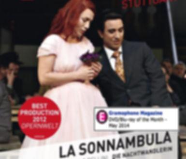 DVD La Sonnambula