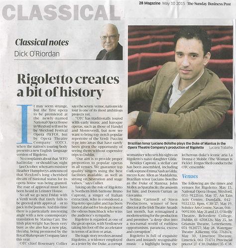 Rigoletto review