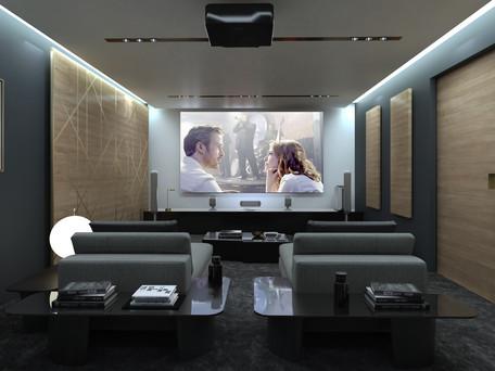 Home Cinéma 3D