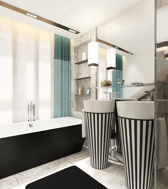 ArchitectureIntérieur - Salle de bain