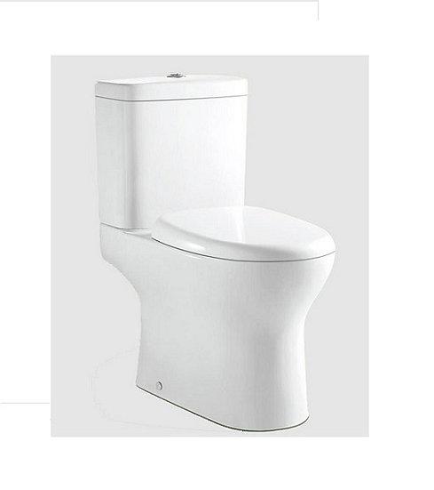 פורום מונובלוק רימליס דגם סתיו צבע לבן+מושב הידראולי