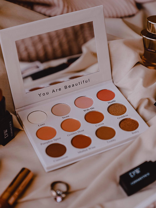'You Are Beautiful' Palette