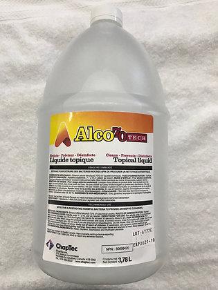 Liquide désinfectant 3,78L