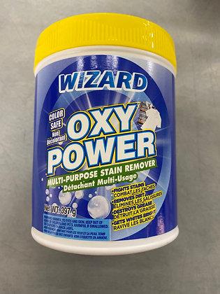 Wizard oxy en poudre 397g