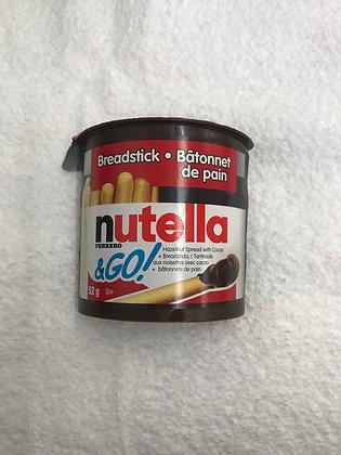 Bâtonnet nutella & go 52g