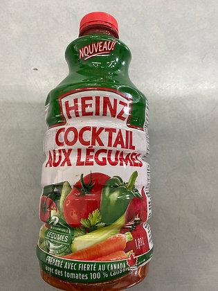 Cocktail aux légumes 1,89L heinz
