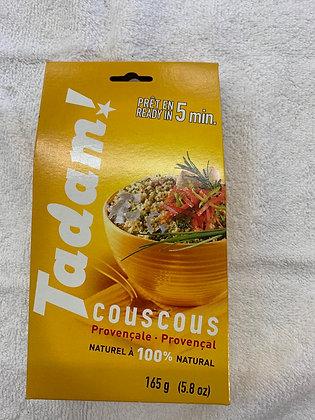 Tadam couscous provençal
