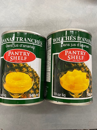 Ananas pantry shelf 540ml