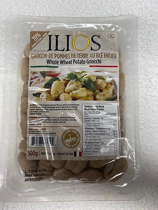 Ilios gnocchi de pomme de terre au blé entier 500g