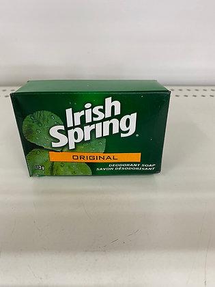 SAVON BARRE IRISH SPRING 113GR