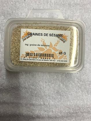Graines de sésame 45g