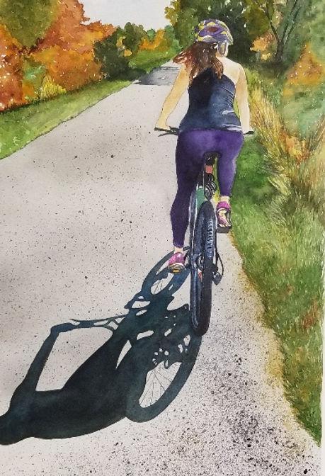 Jennifer Helner Biker