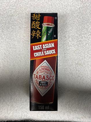 Sauce tabasco style chili