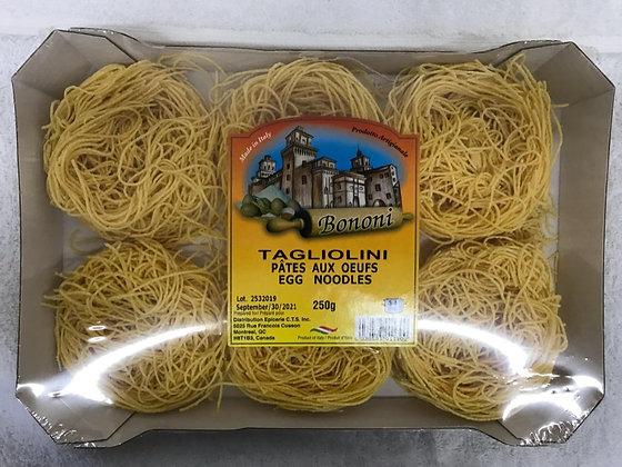 TAGLIOLINI NOUILLES AUX OEUFS 250GR