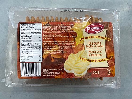 Biscuit feuille d'érable jalousie 325g