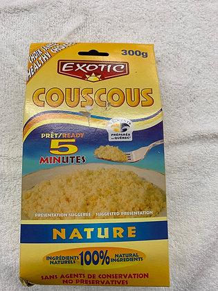 Exotic couscous