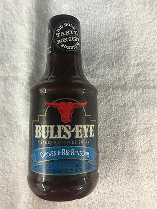 Sauce bull's eye 425ml