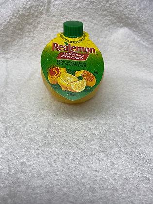 Realemon jus de citron concentré 125ml