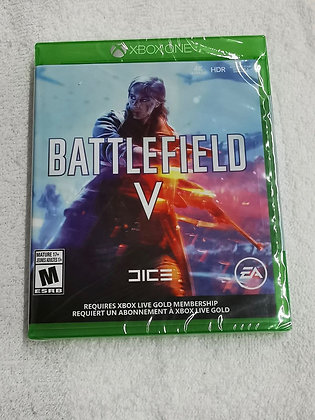 JEU XBOX ONE BATTLEFIELD V