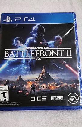 JEU PS4 BATTLEFRONT II