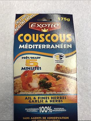 COUSCOUS MEDITERRANÉEEN 175G