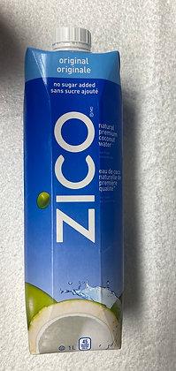 Eau de coco naturelle zico 1L