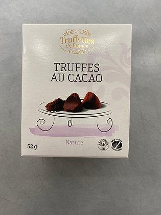 Truffes au cacao 52g