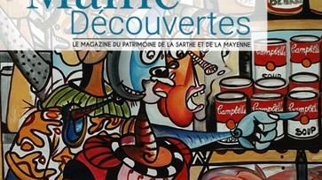 フランス雑誌掲載- 「Neuf mille six cent quatre-vingt-seize」(Printemps 2021)