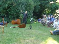 TDC Voyage  -  Rendez-vous aux jardins de l'Oraisière 2015