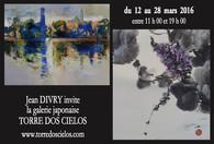 TDC Voyage 第5弾 - 「Jean DIVRY invite la galerie japonaise TORRE DOS CIELOS」3/12-28  -(YVIAS イヴィアス)