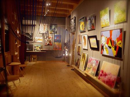 ARTEC 欧州造形美術振興協会 絵画展 Japan tour  2015 in Itoshima 第一幕 (-5/10) 展示アーティスト一覧