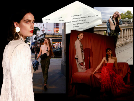Confessions of a London Fashion Week First Timer