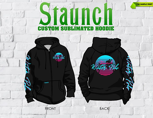 Staunch - Miami Vibe Hoodie