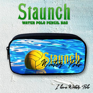 Staunch - Water Polo Pencil Bag