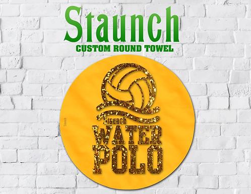 Staunch - Varsity II Round Towel