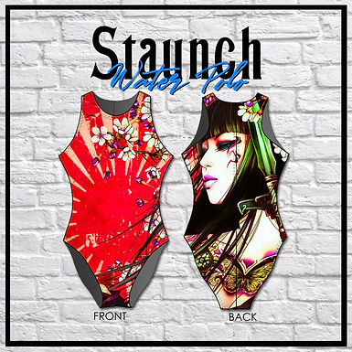 Staunch Oriental - Full Color WP Suit