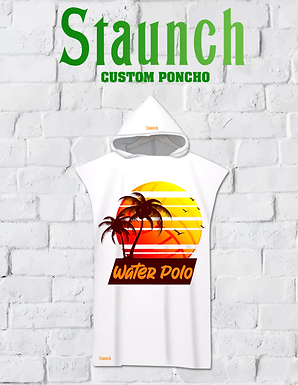Staunch - Tropical Poncho