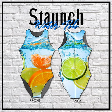 Staunch Fruit Splash Ladies WP Suit