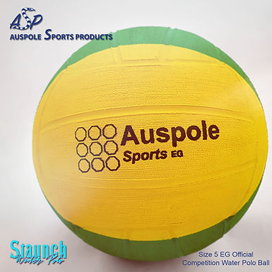 ASP Size 5 EG Official Competition Water Polo Ball