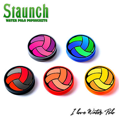 Staunch - Water Polo Pop Sockets