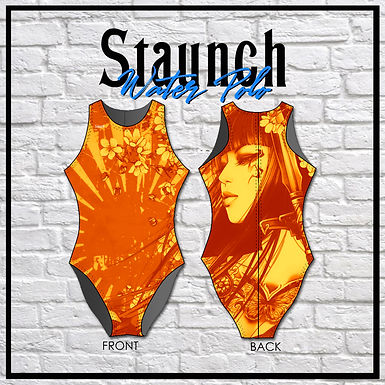 Staunch Oriental - Amber WP Suit