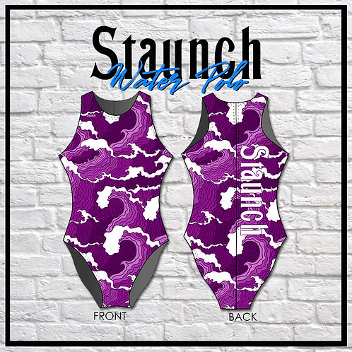 Staunch Purple Waves WP Suit