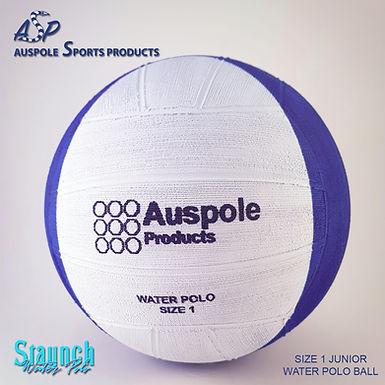 ASP Size 1 Junior Water Polo Ball