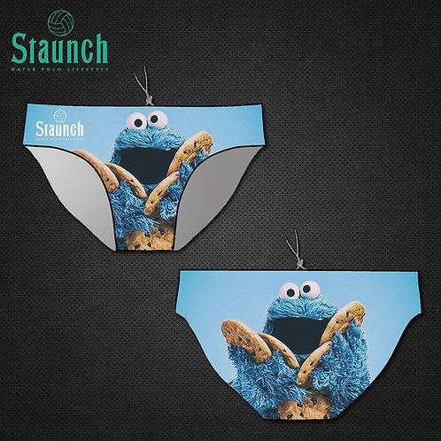Men's Cookie Monster - Cookies! WP Suit