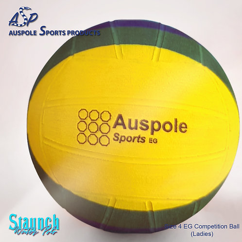Size 4 EG Competition Ball for women