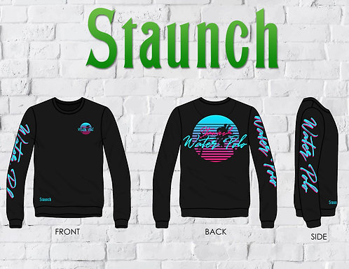 Miami Long Sleeve Shirt For Men and Women  | 2021 | Staunch Water Polo