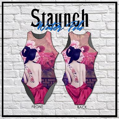 Staunch Oriental - Geisha 1 WP Suit