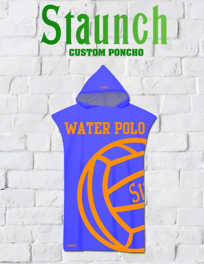 Staunch -Varsity I Poncho