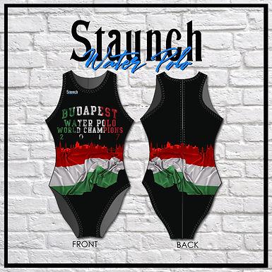 Hungary Champion Ladies WP Suit
