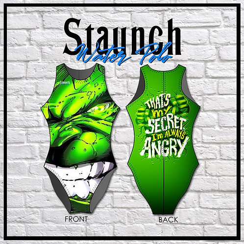 Staunch Always Angry Ladies WP Suit
